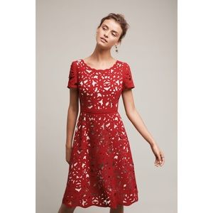 Anthropologie Moulinette Soeurs Aliz Dress